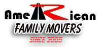 American Family Movers logo